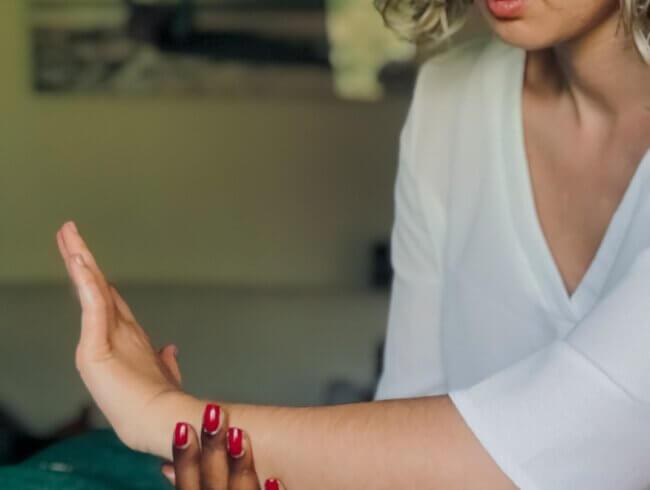 Se libérer avec le massage intuitif